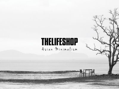 The Life Shop Asian Minimalism